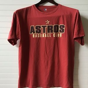 EUC ASTROS T-Shirt Baseball Houston Unisex Large